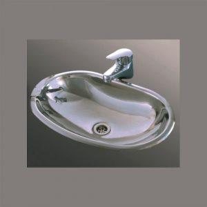 Pileta para baño OV440 L