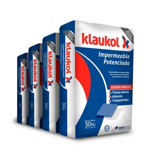 Pegamento Klaukol Impermeable potenciado