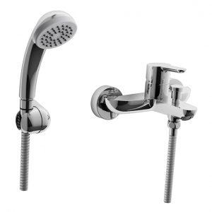 Grifería FV Puelo Monocomando 0310/B5. Bañera y ducha