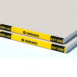 Placa Durlock de 9,5 mm